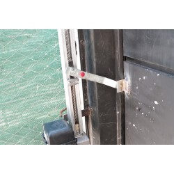 Automatización de portón levadizo levante ppa