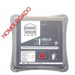 CENTRAL POWER SHOCK HOME- Cerco electrico