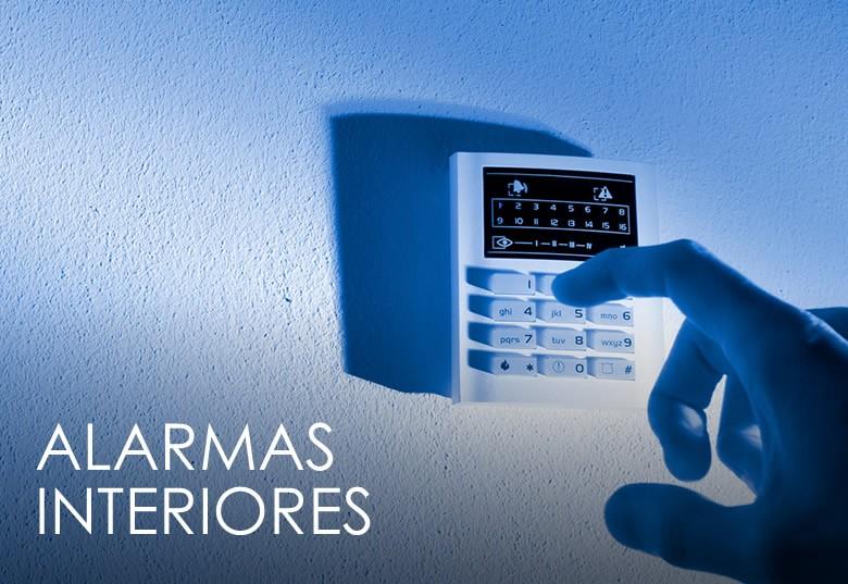 Alarmas interiores